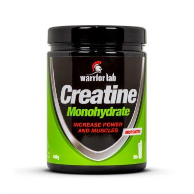 CREATINE MONOHYDRATE 400GR WARRIORLAB