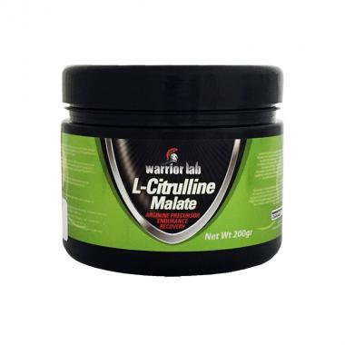 L-CITRULLINE MALATE 200GR WARRIORLAB