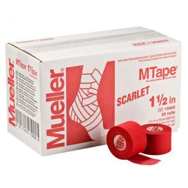 SPORT-TAPE ΚΟΚΚΙΝΟ 3,8CM ( 1,5'' )X9,1M MTape MUELLER