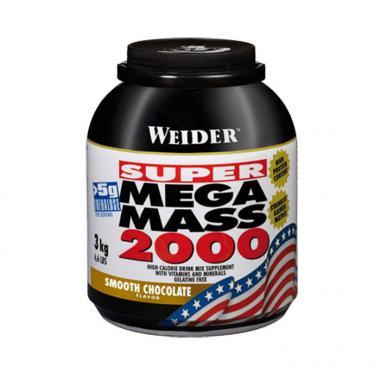 WEIDER MEGA MASS 2000 3KGR