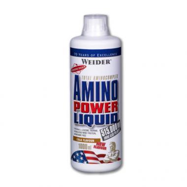 ΑΜΙΝΟΞΕΑ WEIDER AMINO POWER LIQUID 1000ML