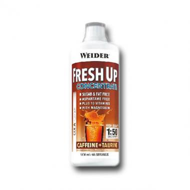 BOOSTER WEIDER FRESH UP POWER ENERGY 1000ML