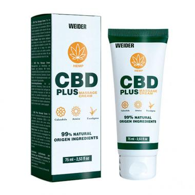 WEIDER CBD CREAM 75ML
