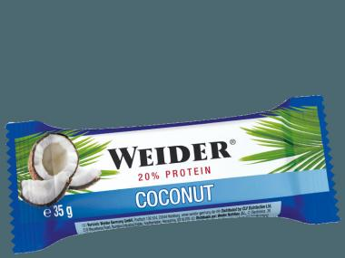 ENERGY BAR WEIDER FITNESS BAR 35G