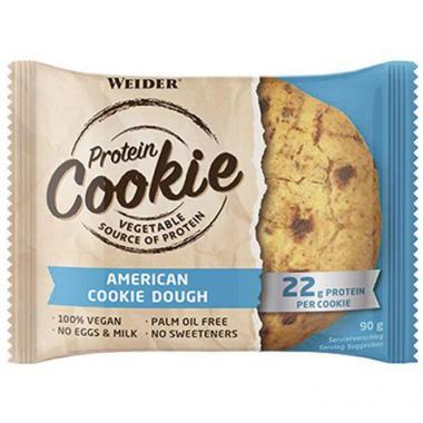 ENERGY BAR WEIDER PROTEIN COOKIE 90GR