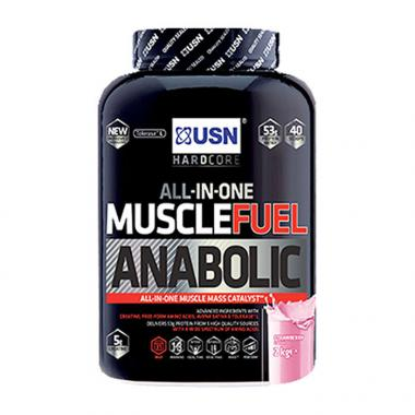 USN MUSCLE FUEL ANABOLIC 2KGR