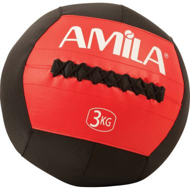 ΜΠΑΛΑ WALL BALL AMILA -3KG 44689