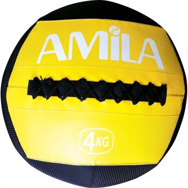 ΜΠΑΛΑ WALL BALL AMILA -4KG 44690