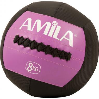 ΜΠΑΛΑ WALL BALL AMILA -8KG 44694