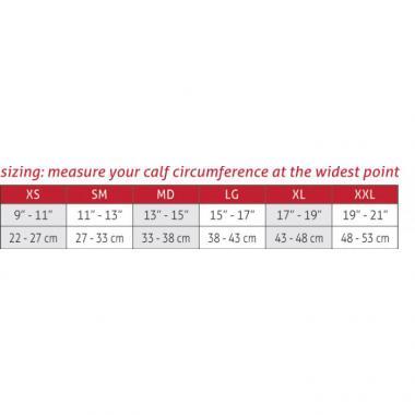 ΜΑΝΙΚΙ ΣΥΜΠΙΕΣΗΣ (COMPRESSION) ΓΑΜΠΑΣ PERFORMANCE (20-30mmHg) MUELLER 4502x 2ΤΜΧ