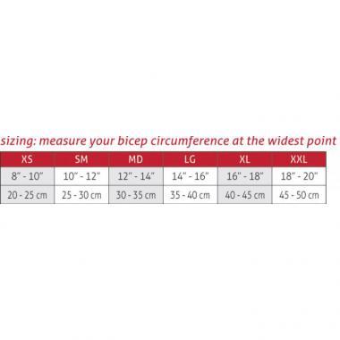 ΜΑΝΙΚΙ ΣΥΜΠΙΕΣΗΣ (COMPRESSION) ΧΕΡΙΟΥ PERFORMANCE (20-30mmHg) MUELLER 7202x 2ΤΜΧ