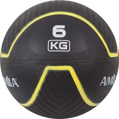 WALL BALL RUBBER AMILA -6KG 84742
