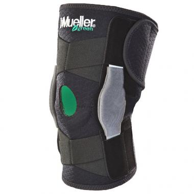 ΕΠΙΓΟΝΑΤΙΔΑ ADJUSTABLE HINGED KNEE BRACE (OSFM) MUELLER 86455ML