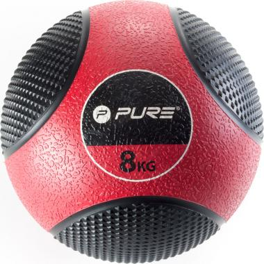 MEDICINE BALL 8KGR PURE
