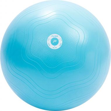 ΜΠΑΛΑ YOGA ANTIBURST 65CM (BLUE 297C) PURE