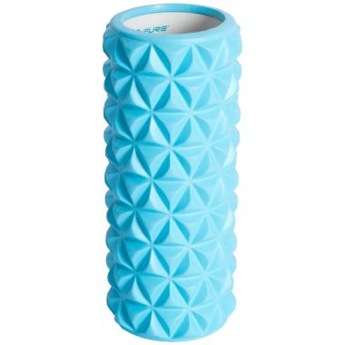 FOAM ROLLER YOGA 33X14CM (BLUE 297C) PURE