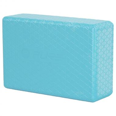 YOGA BLOCK 7,6X15,24X22,86CM (BLUE 297C) PURE