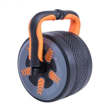 ΟΡΡΓΑΝΟ AB WHEEL/KETTLEBELL 2 IN 1 PURE