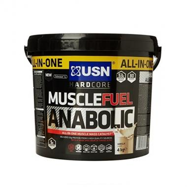 USN MUSCLE FUEL ANABOLIC 4KGR